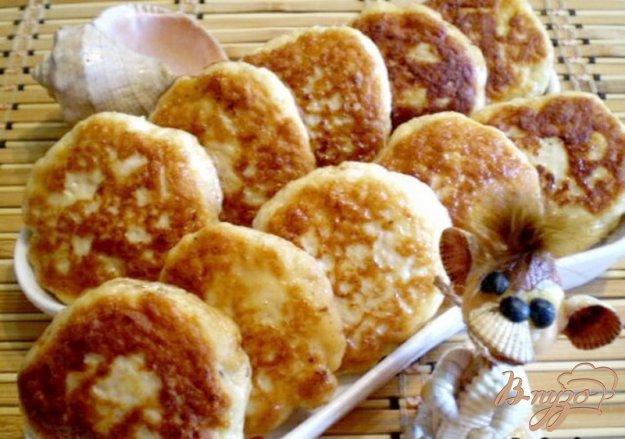 Рецепт Котлеты мясные с яйцами и плавленным сыром