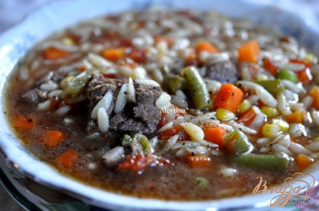 фото рецепта: Говяжий суп