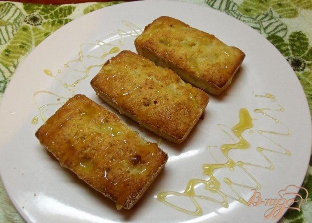 Рецепт Грушевые кексы с имбирем