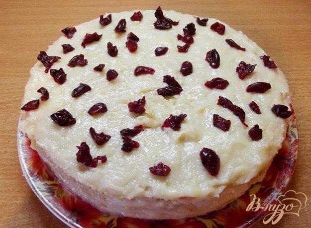 Торт наполеон з вишнею. Як приготувати з фото