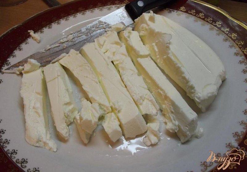 Фото приготовление рецепта: Роллы с лососем шаг №2