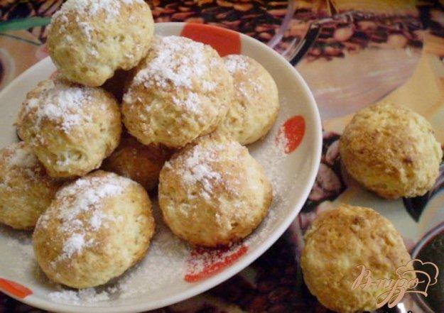 Рецепт Печенье с фруктовой начинкой