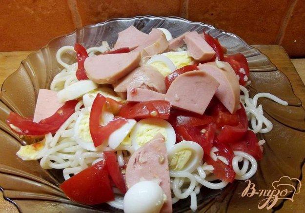 фото рецепта: Королевские спагетти