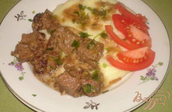Рецепт Говядина по-грузински