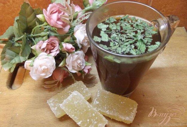 фото рецепта: Цикорий с мятой