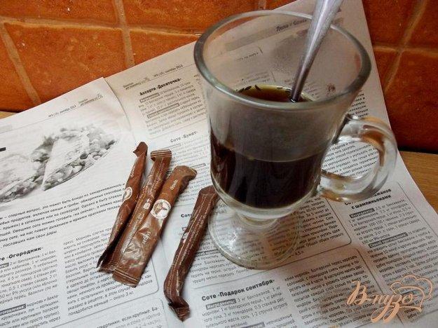 Рецепт Анисовый кофе