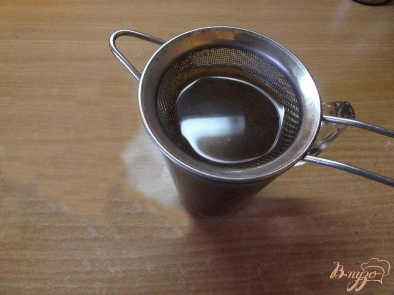 Фото приготовление рецепта: Напиток из цикория и аниса шаг №3