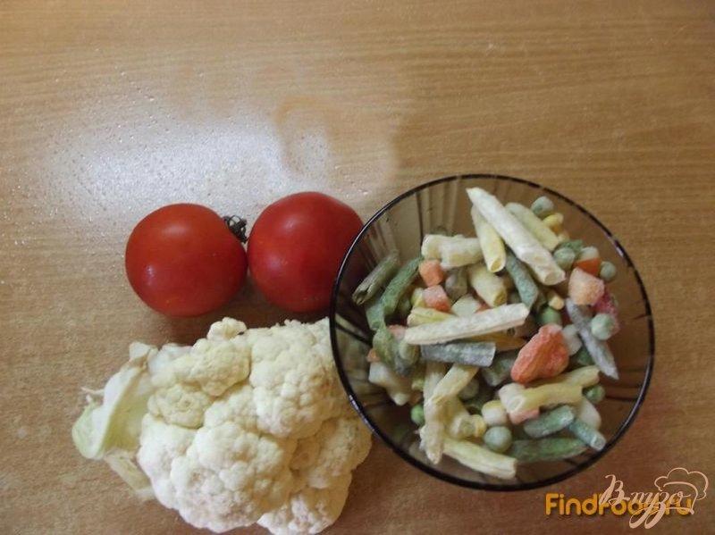 Фото приготовление рецепта: Суп с бобовыми шаг №1