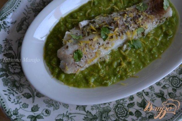 Рецепт Скумбрия на пару с овощным соусом