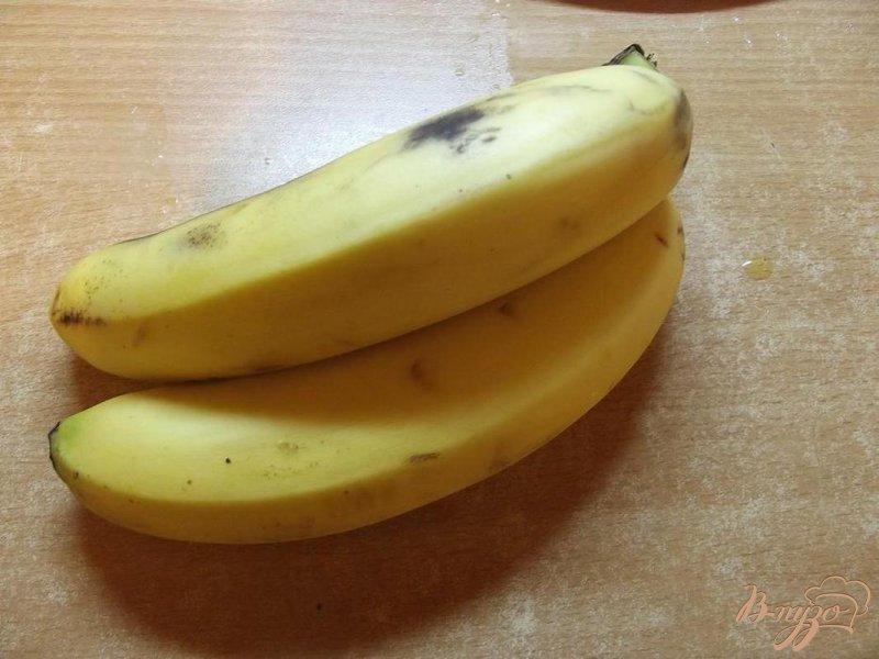 Фото приготовление рецепта: Тарталетки с бананом шаг №1