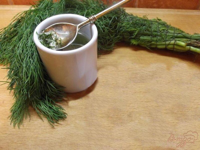 Фото приготовление рецепта: Итальянский чесночный соус шаг №4