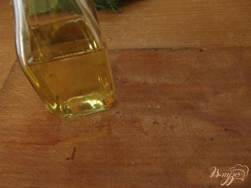Фото приготовление рецепта: Итальянский чесночный соус шаг №1