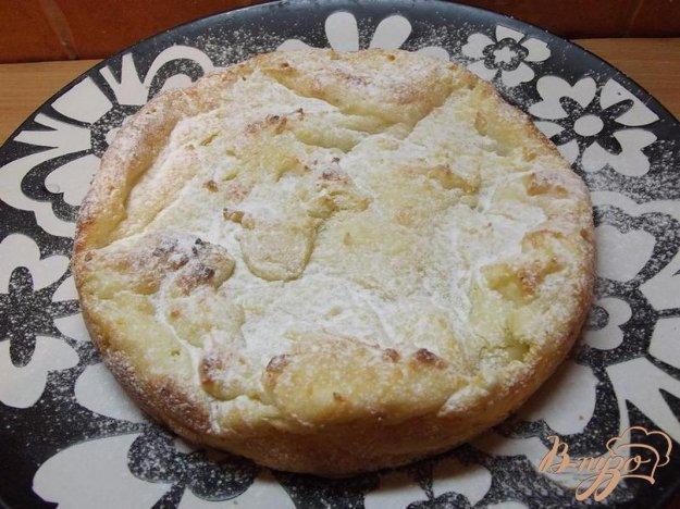фото рецепта: Пирог творожный