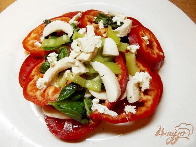 фото рецепта: Салат овощной порционный