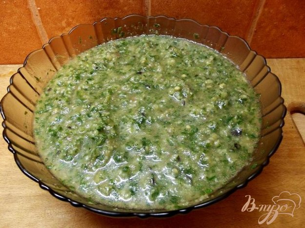 фото рецепта: Зеленый гаспачо
