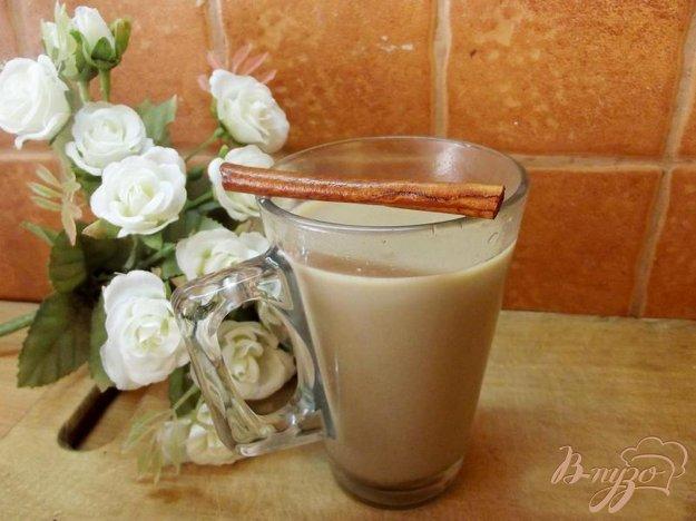 Рецепт Медовый напиток с кофе