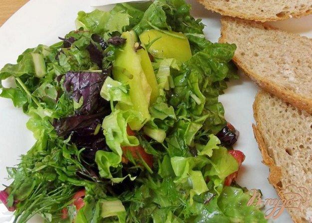 Салат з листової буряків. Як приготувати з фото
