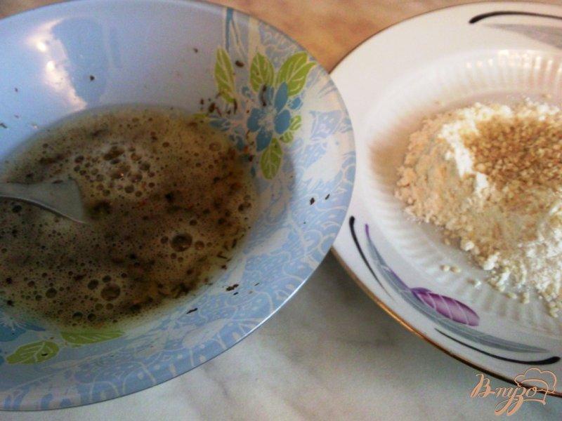 Фото приготовление рецепта: Жаренный адыгейский сыр шаг №1