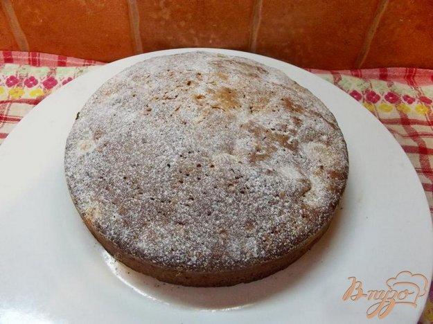 Рецепт Быстрый чайный пирог