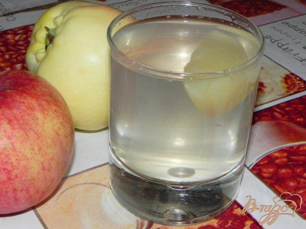 Компот из яблок рецепт пошагово