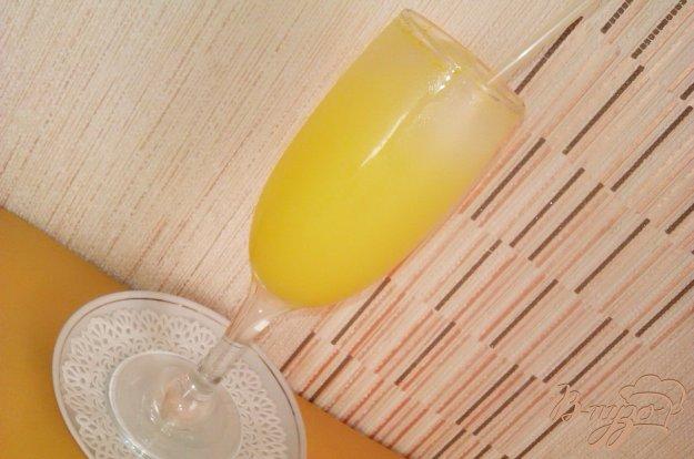 Рецепт Апельсиновый напиток