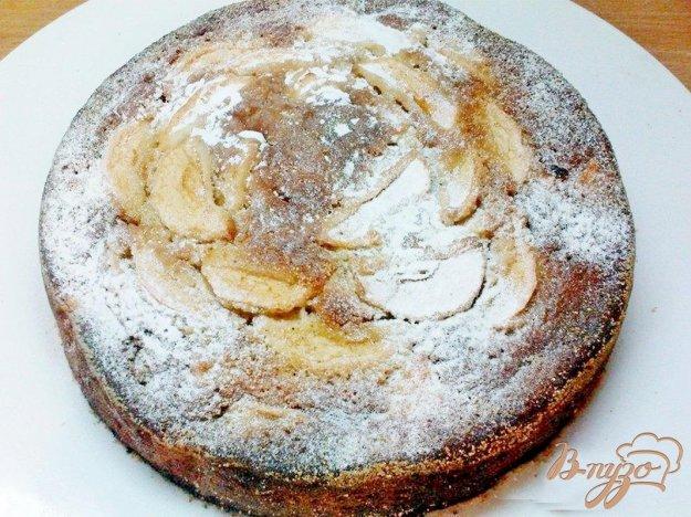 Рецепт Воздушный яблочный пирог