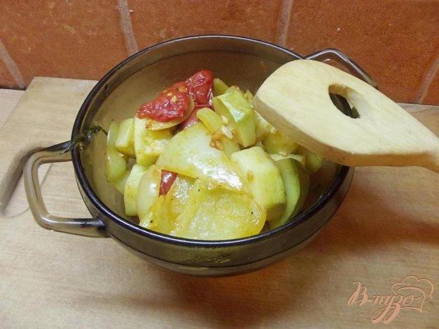 Тушеные овощи для диеты рецепт