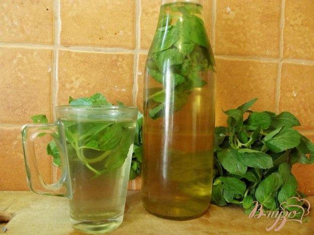 фото рецепта: Освежающий мятный напиток