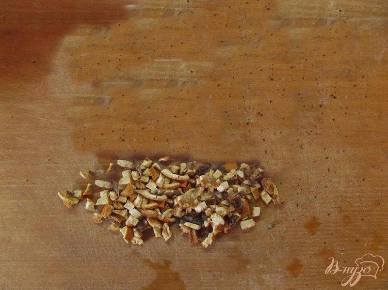 Фото приготовление рецепта: Освежающий мятный напиток шаг №4