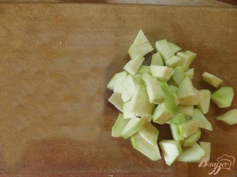 Фото приготовление рецепта: Суп из баранины с овощами шаг №3
