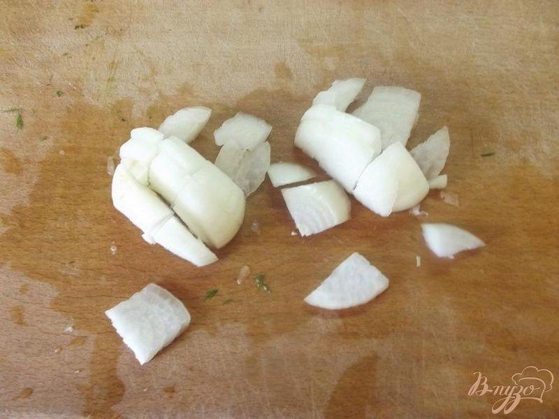 Фото приготовление рецепта: Суп из баранины с овощами шаг №5