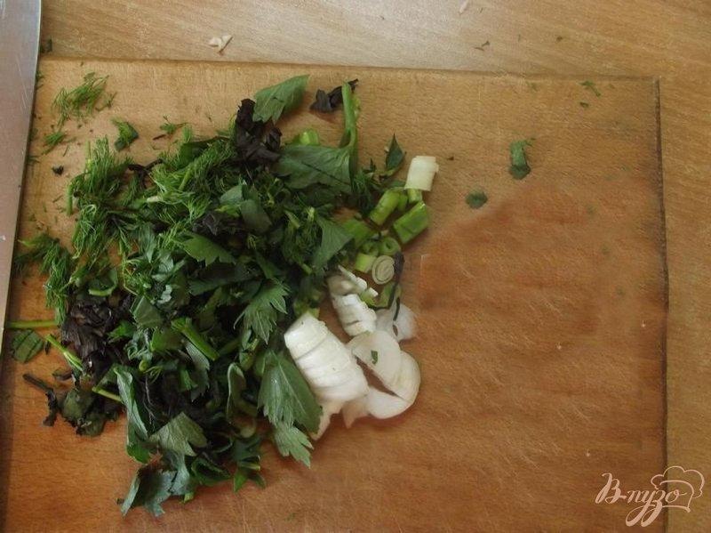 Фото приготовление рецепта: Суп из баранины с овощами шаг №4