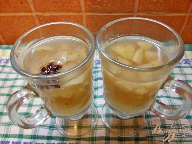 Рецепт Яблочный кисель