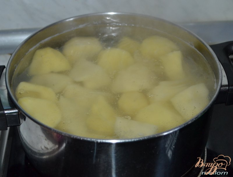 Фото приготовление рецепта: Картопляники шаг №1