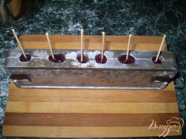 Фото приготовление рецепта: Розовые леденцы шаг №5