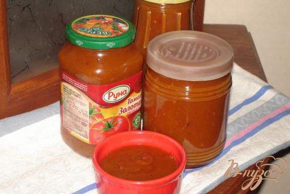Рецепт Домашняя аджика