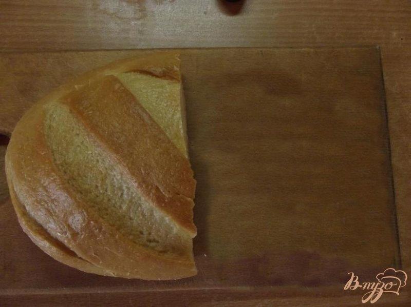 Фото приготовление рецепта: Французские крутоны шаг №1