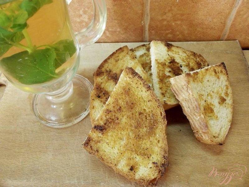 Фото приготовление рецепта: Французские крутоны шаг №6