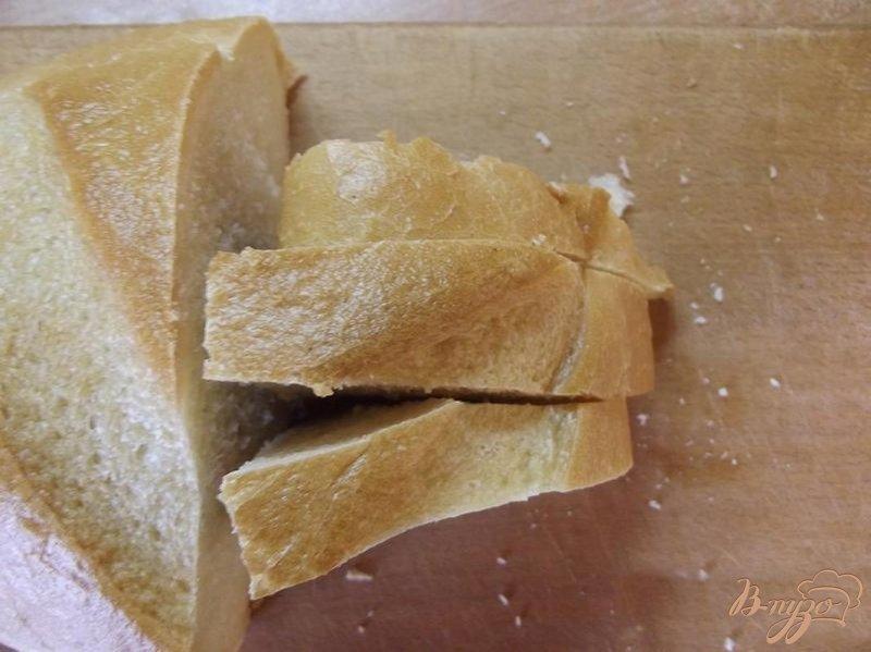 Фото приготовление рецепта: Французские крутоны шаг №2