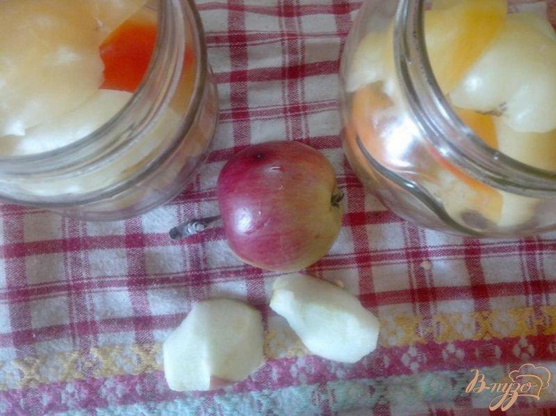 Фото приготовление рецепта: Маринованный болгарский перец шаг №3