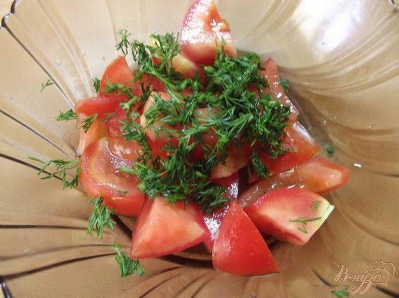 Фото приготовление рецепта: Салат с сельдереем шаг №1