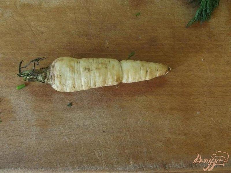 Фото приготовление рецепта: Суп из барашка с сельдереем шаг №4