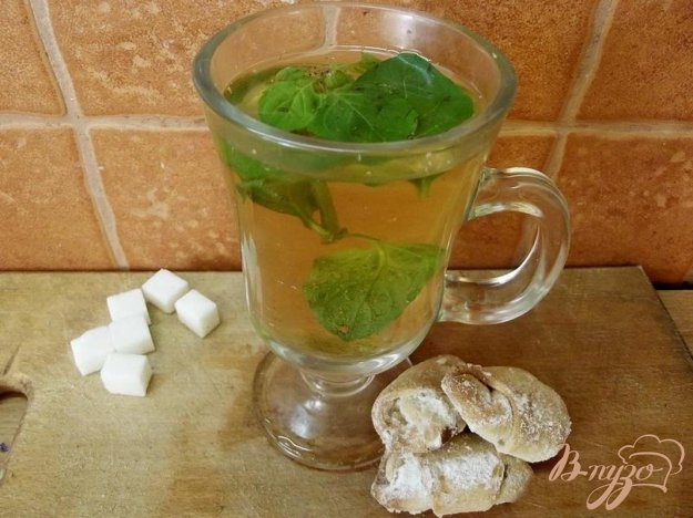 Рецепт Напиток травяной с мятой