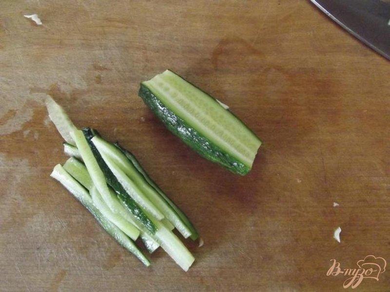 Фото приготовление рецепта: Французский капустный салат шаг №2