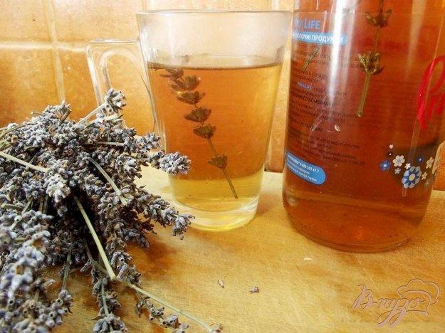 Рецепт Чайный напиток с лавандой