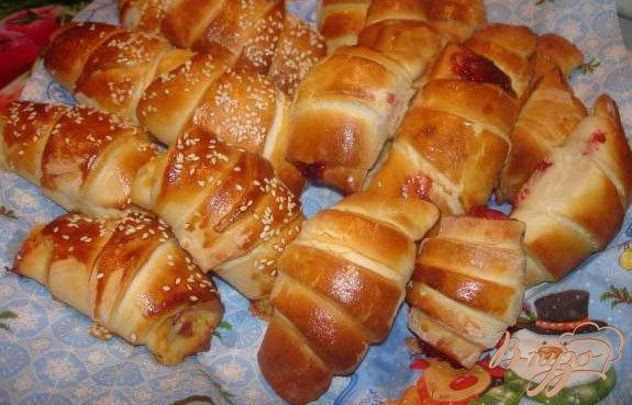 Рецепт Круассаны домашние