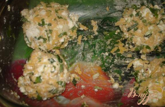 Фото приготовление рецепта: Осетинский пирог шаг №5