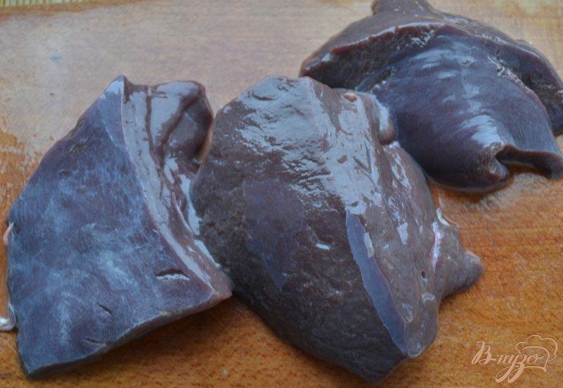 Фото приготовление рецепта: Картофельные зразы с печенью шаг №3