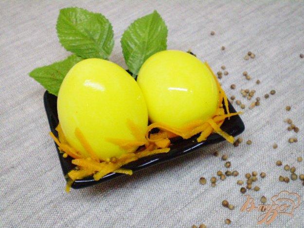 Рецепт Маринованные яйца