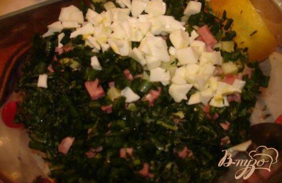 Фото приготовление рецепта: Литовский холодный борщ или Свекольник шаг №2